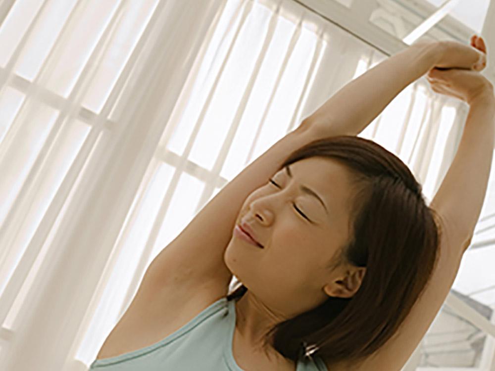 より良い睡眠を目指すために、環境を見直してみましょう