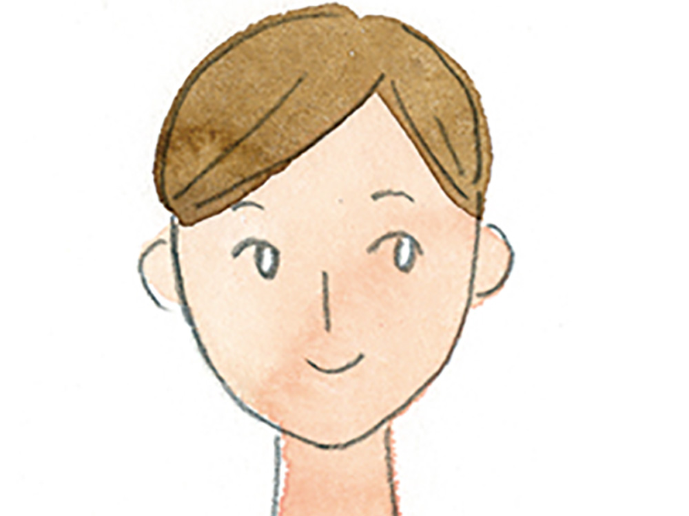 顔型別のトレーニング法