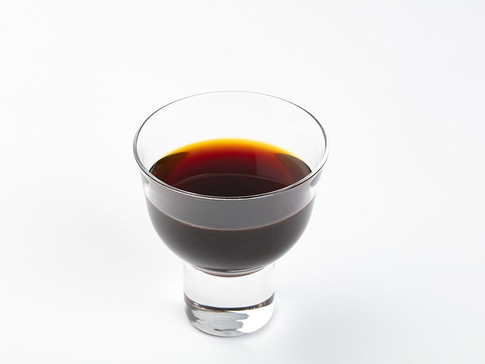 純美酢にはクエン酸、ミネラル、ポリフェノールなどの成分が含まれています