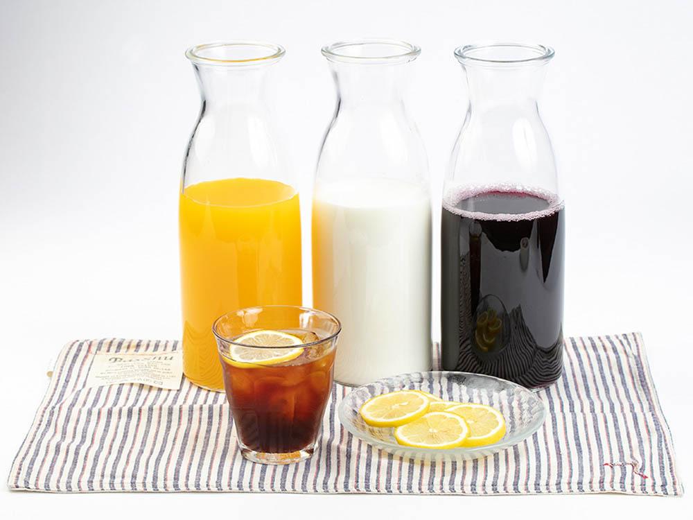 お好みでジュースで割ったり、はちみつやレモンを入れたりするものおすすめです。お料理にも◎!
