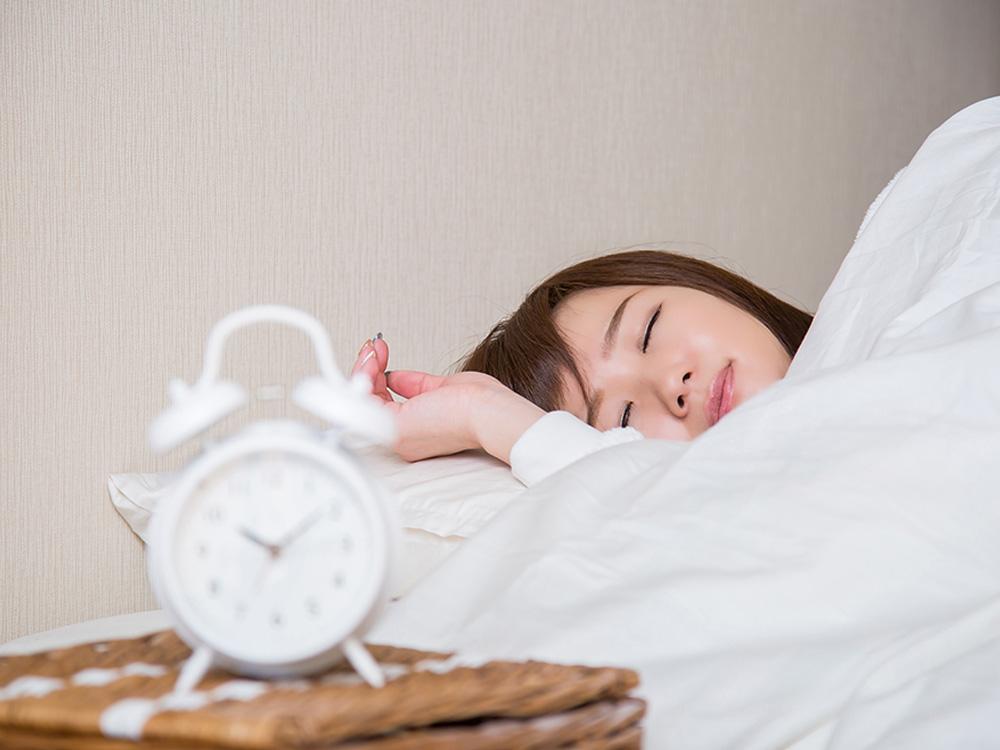 睡眠の質を高めると、健康になれる?