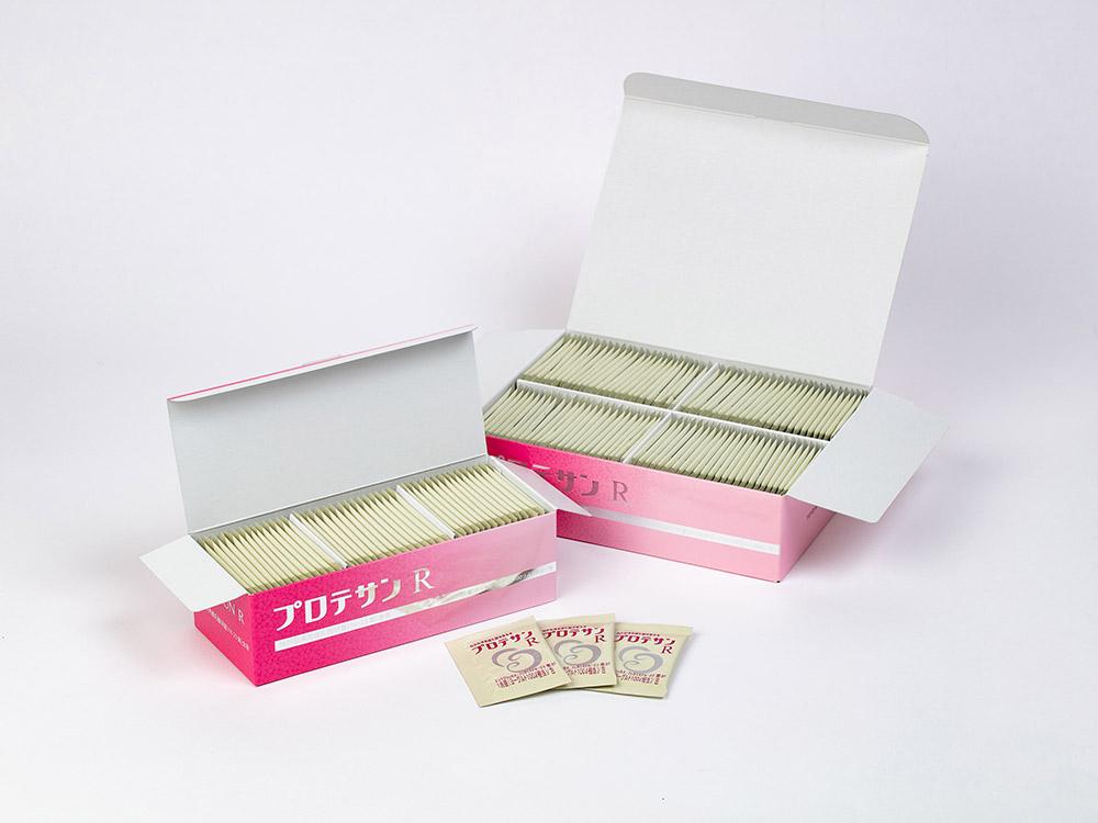 プロテサンRは45袋入りと100袋入りの2種類