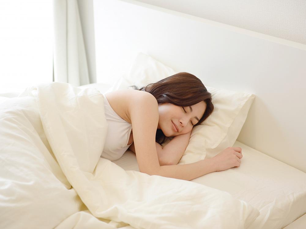 疲れが取れない原因は、<br>「睡眠の質」が悪いせいかも?