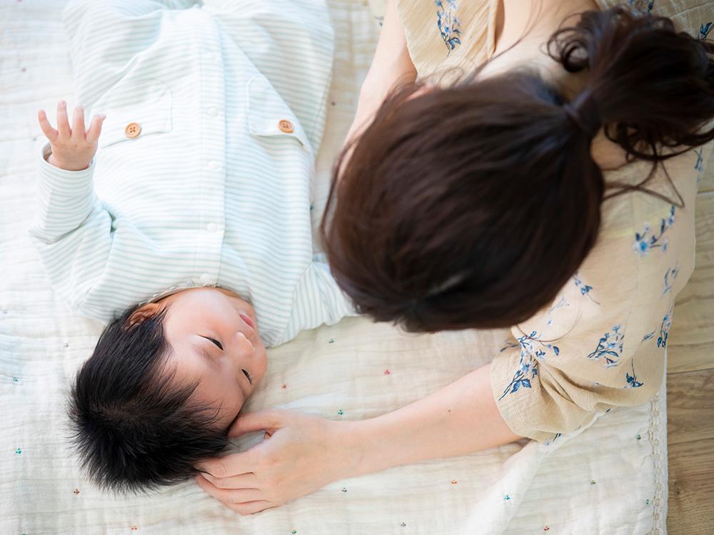 産後の回復